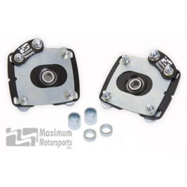 Maximum Motorsports Caster Camber Plates Mustang 2011 2014