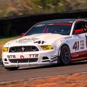 Tiger-Racing-Hood-White-Boss-302-2013