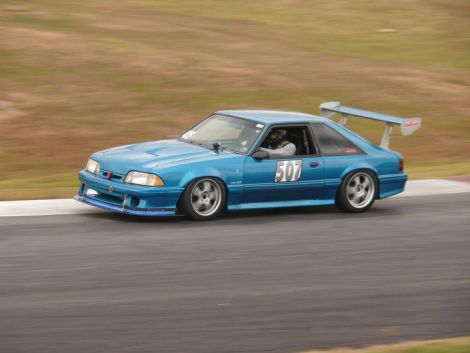 Chicane23 Fox Body Fender Flares - Front