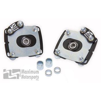 Maximum Motorsports Caster Camber Plates Mustang 2011-2014