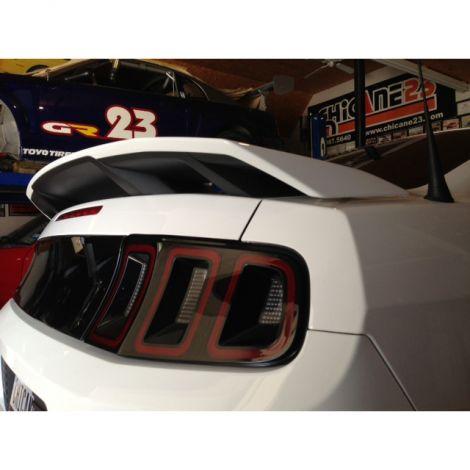 Boss 302 Laguna Seca Rear Spoiler - Mustang 2010 - 2014