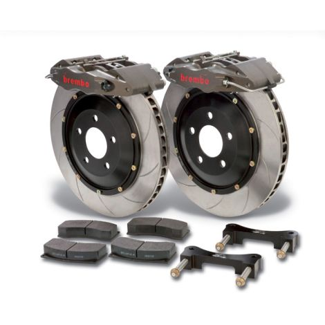 "BREMBO 14"" PRO Series Racing Brake Kit S197 MUSTANG"