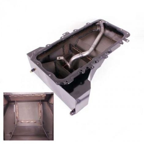 2011-2017 5.0L 4V TI-VCT Race Oil Pan