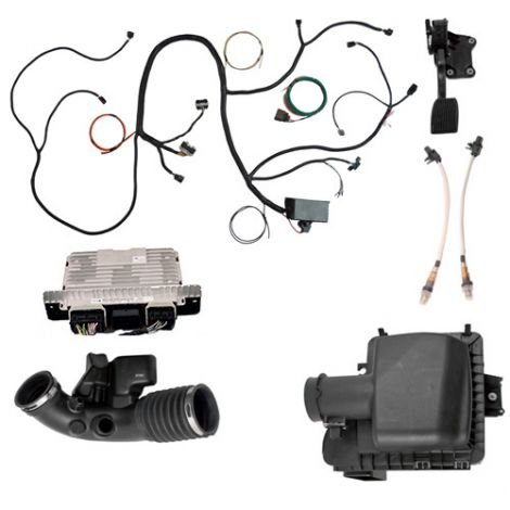 Ford Performance Control Pack 2011-2014 Coyote 5.0L
