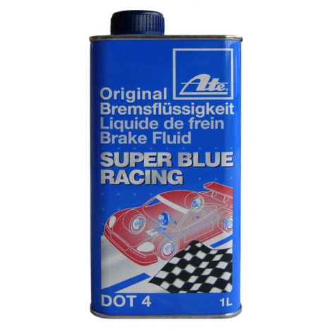 Ate Super Blue DOT 4 Racing Brake Fluid