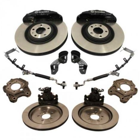 Ford Performance 6-Piston 15-inch Brake Kit 2005-2014 Mustang