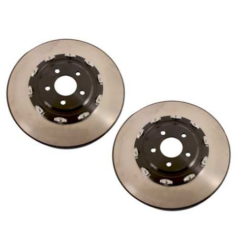 Ford Performance 2-Piece 14-Inch Rotors GT500 And Mustang GT