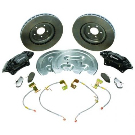 Ford Performance Brembo Brake Upgrade Kit Mustang GT 2005-2014