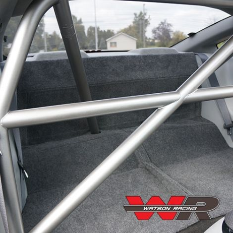 Watson Racing Rear Seat Delete Kit S197 Mustang
