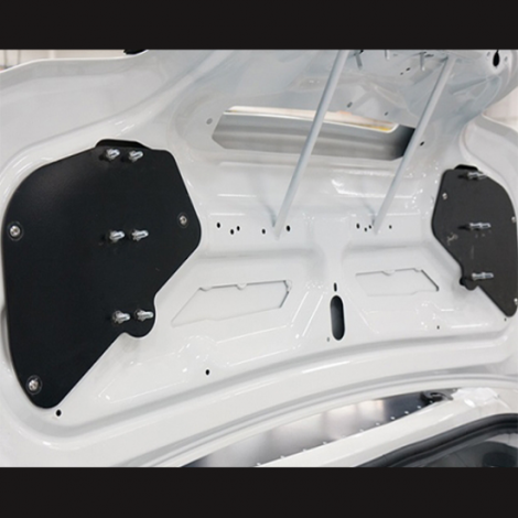 G-Stream Race Wing Mounts 2010-2014 Mustang