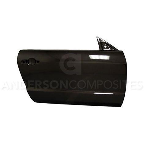 Anderson Composites Carbon Fiber Doors Mustang 2005-2009
