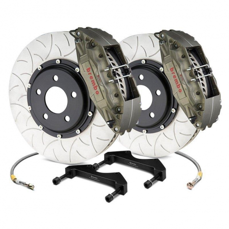 "Brembo GT Brake Kit 14"" (355mm) 2-Piece Rotors 3K2.8040A"