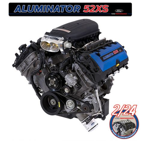 Ford Performance 5.2L Aluminator 5.2 XS Crate Engine