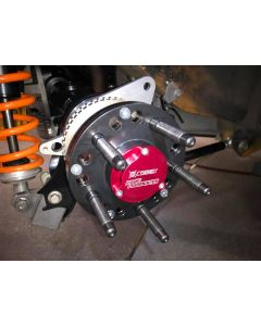 CorteX Racing Cambered Full Floating Axle Assembly S197