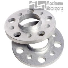 """1/2"""" Wheel Spacers, 5-Lug, hubcentric, pair, 1994-04, S197 rear"""