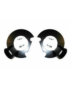 Front Brake Ducts for Mustang, Boss 302 and Shelby GT500