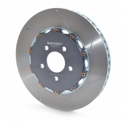 Girodisc Rotors, Front 2pc Floating Rotors for Boss 302 Mustang