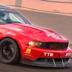 Chicane23 Heat Extracting Hood Mustang 2010-2012