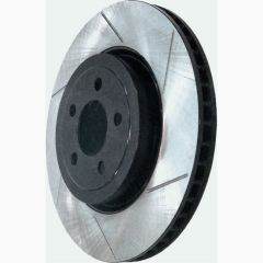 StopTech Sport slotted Left Rear 300x19mm 1-piece vented rotor