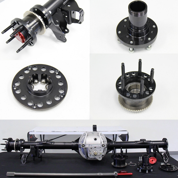 Full Floating Axle >> Cortex Racing Cambered Full Floating Axle Assembly S197