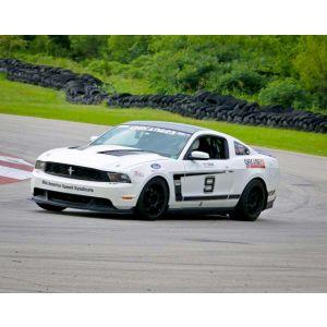 Tiger Racing Hood Mustang 2010-2012