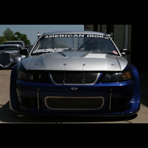 Chicane23 Heat Extracting Hood Mustang 1999-2004