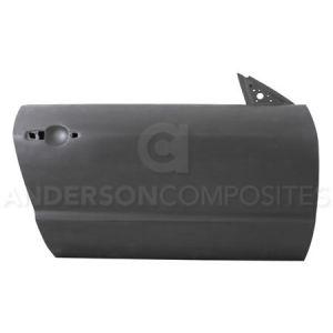 Anderson Composites Dry Carbon Fiber Doors Mustang 2005-2009